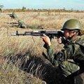 Жителів північних районів Житомирської області попереджають про військові навчання