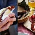 У меню їдальнi Верховної Ради з'явилися страви високої кухнi. На звичайнi нардепи нарiкали
