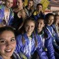 Житомирські студенти представлять Україну на чемпіонаті Європи зі спортивної аеробіки