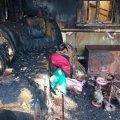 У Житомирській області господарі не вимкнули сушку для грибів і залишилися без даху над головою