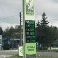 Ціни на паливо стрімко лізуть вгору. ФОТО