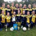 Дівоча збірна Житомирської області стала третьою на Чемпіонаті України