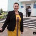 Голова Тетерівської ОТГ Валентина Ільницька не прийшла на суд у справі сім'ї Батенькових-Шевелюків