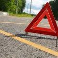 У Хорошеві дорогу у темряві не поділили водії двоколісників