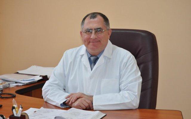 Головний лікар ЦМЛ № 2 очолив Госпітальну раду Житомирського госпітального округу