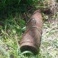 У Житомирі на території школи №7 знайшли артснаряд