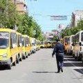 Приватні перевізники у Житомирі погрожують протестом і обіцяють зменшити завтра кількість маршруток на лініях