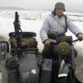 Житомирянин шість років збирав раритетний німецький мотоцикл