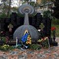 Ліквідаторам наслідків аварії на ЧАЕС у Житомирському районі відкрили пам'ятник. ФОТО