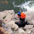 """В Житомире молодая женщина сорвалась со скалы рядом с """"Головой Чацкого"""". ФОТО"""