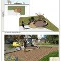 У Житомирі обрали місця розташування міських парклетів: Михайлівська, Покровська, сквер на Лятошинського