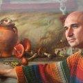 Житомирського художника Камишного нагородять відзнакою «За заслуги перед містом» ІІ ступеня