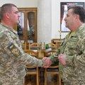 Герою України з новоград-волинської 30-ї бригади достроково присвоїли звання «майор»