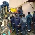 60 рятувальників допомагали транспортувати 370-кілограмову мешканку Коростеня на лікування за кордон