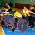 """Команда Житомирщини """"Спарта"""" стала другою на Відкритому турнірі з регбі на візках"""