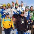 Житомирянки взяли участь у чемпіонаті України з велокросу