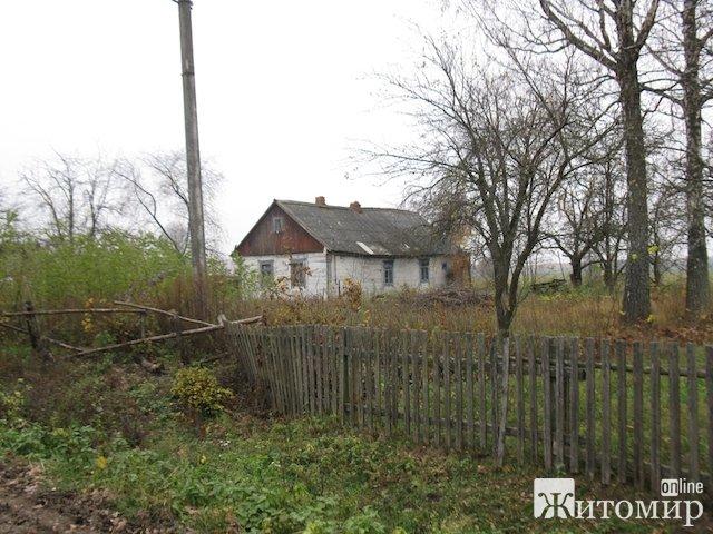 В Емильчинском районе 45-летний «перекати-поле» с уголовной биографией насмерть забил одинокого пенсионера. ФОТО