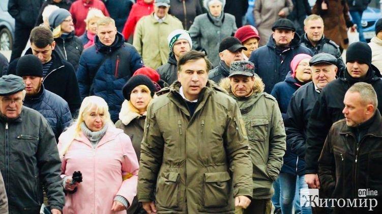 МихоМайдан в Киеве «собрал» 250 тысяч зрителей