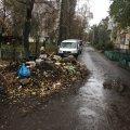 Кому центр Житомира, а кому і смітник