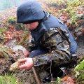 У Коростенському районі місцеві жителі замість грибів знайшли снаряди часів Другої світової