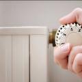 Тарифы на централизованное отопление в Житомире в ноябре 2017 года