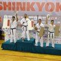 Житомирянин Максим Чайківський здобув бронзову нагороду на Чемпіонаті Європи з кіокушинкай карате