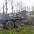 На Житомирщині мисливці за бурштином покинули дороговартісну техніку, бо втікали від поліції. ФОТО