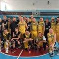 Житомирські ветерани здобули 3 медалі на міжнародному турнірі з баскетболу пам'яті Миколи Баглея