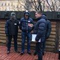 У Житомирі СБУ викрила на хабарах двох податківців обласної фіскальної служби. ФОТО