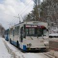 У Житомирі розклад тролейбусів і трамваїв відтепер можна встановити на телефон