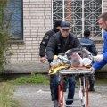 В Никополе отец отомстил за убийство сына и взорвал суд. Есть жертвы. Все подробности