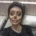 Хотела быть как Джоли, но стала похожа на труп. Девушка сделала 50 операций ради кумира. ФОТО