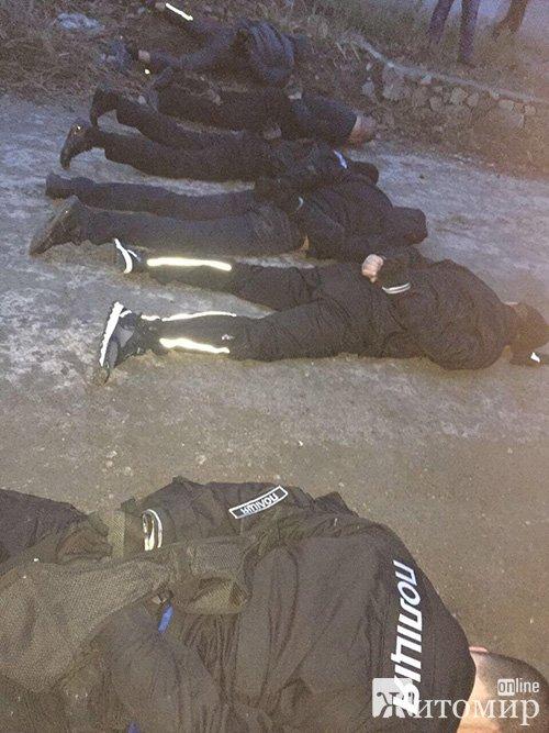 Правоохоронці затримали банду із Донеччини, що у листопаді пограбувала ювелірів на Житомирщині.ФОТО