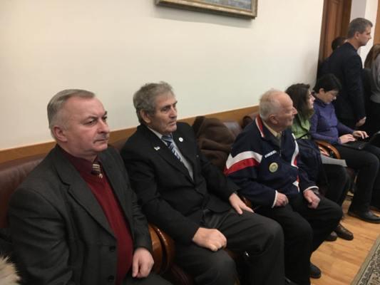 У Житомирі історик Махорін та лікар Боржковський отримали відзнаку «За заслуги перед містом» III ступеня