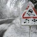 Мокрий сніг та ожеледицю прогнозують у Житомирській області в найближчі дні