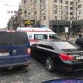 У центрі Києва газова атака: Боляче! Печуть очі! Не можу дихати!