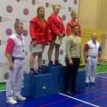 Житомиряни виграли п'ять медалей на чемпіонаті України зі спортивного й бойового самбо