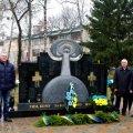 У Житомирському районі вшанували ліквідаторів наслідків аварії на ЧАЕС