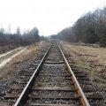 У Житомирі патрульні попередили викрадення залізничних колій