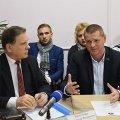 У Новоград-Волинському відкрили перший в області центр розвитку підприємництва.ФОТО