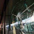 Поліцейські затримали 29-річного житомирянина, який обікрав маркет і розбив скло у сусідньому закладі
