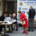 У Житомирі відбувся міжнародний чемпіонат України з шахів