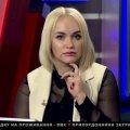 """Ведущая канала Newsone в прямом эфире предложила Порошенко """"поделиться добром"""" и была незамедлительно уволена"""
