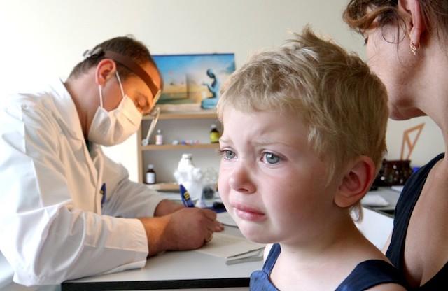 В Житомире уже есть случай заболевания корью?