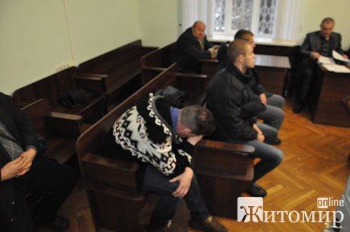 Во время заседания суда у житомирского журналиста и правозащитника случился гипертонический криз. ФОТО