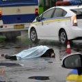 У Радомишлі водій TOYOTA Camry наїхав на п'яного безхатька: останній загинув на місці