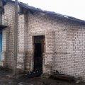 На Житомирщині вогнеборці загасили загоряння даху господарчої будівлі на площі 120 кв. м, – ДСНС