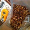 В Коростенському районі виявлено та закрито нелегальний цех по обробці бурштину
