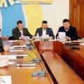 У Житомирській облраді знову розглядали питання про бійців-добровольців, яке відклали через бійку