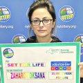 46-річна українка виграла $5 млн в американській лотереї